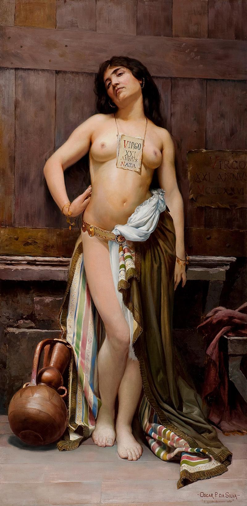 römische orgie sklavin abrichten