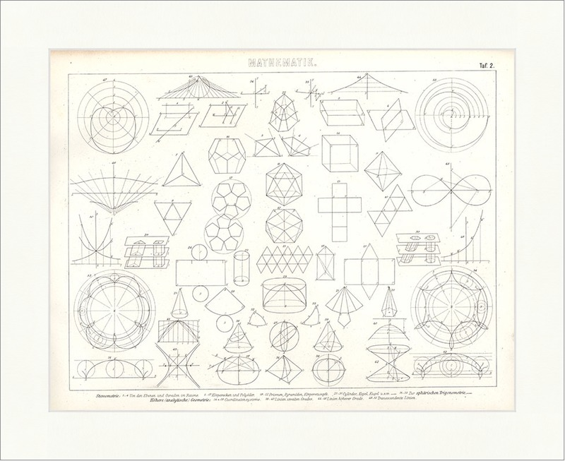 shape prism tapered straight ball brockhaus images atlas mathematics 02 ebay. Black Bedroom Furniture Sets. Home Design Ideas
