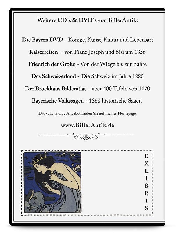 DVD Cover von hinten