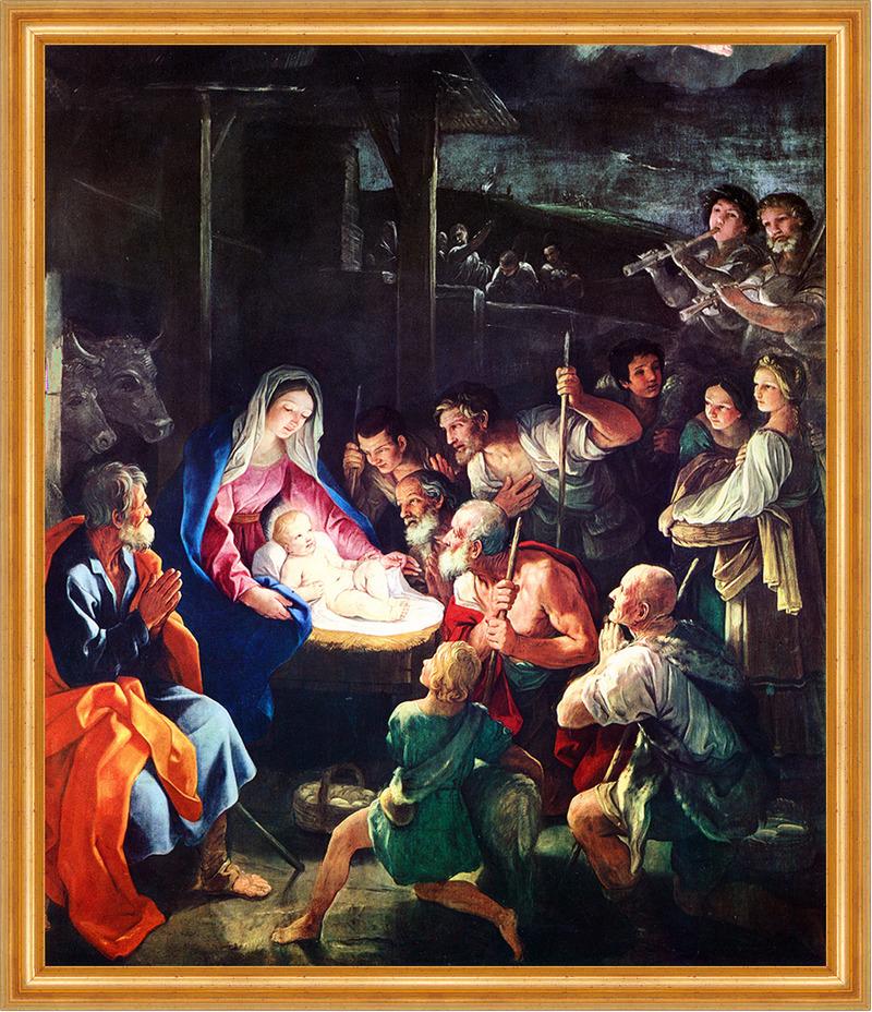 Jesus Geburt Krippe