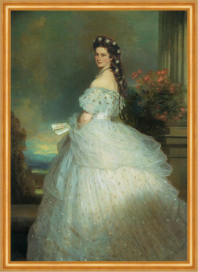 Sisi Kaiserin von Österreich Elisabeth Sissi K&K Monarchie Franz LW H A2 0567