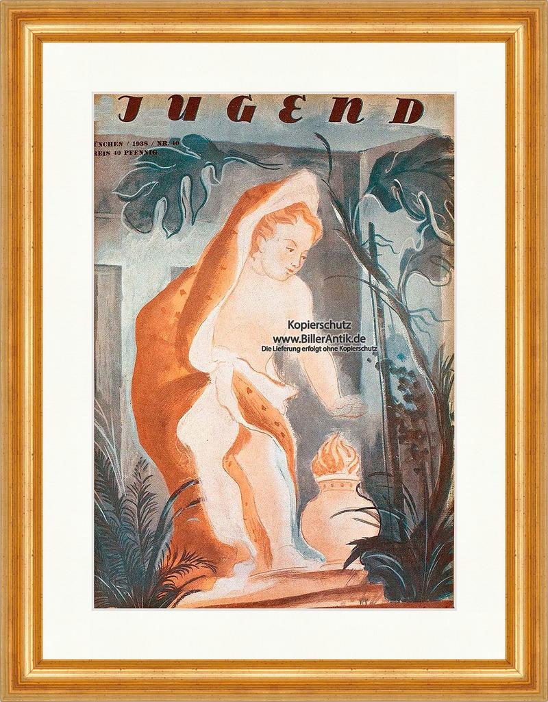 Titelseite-der-Nummer-40-von-1938-Jugendstil-Georg-Hirth-Feuer-Jugend-5138