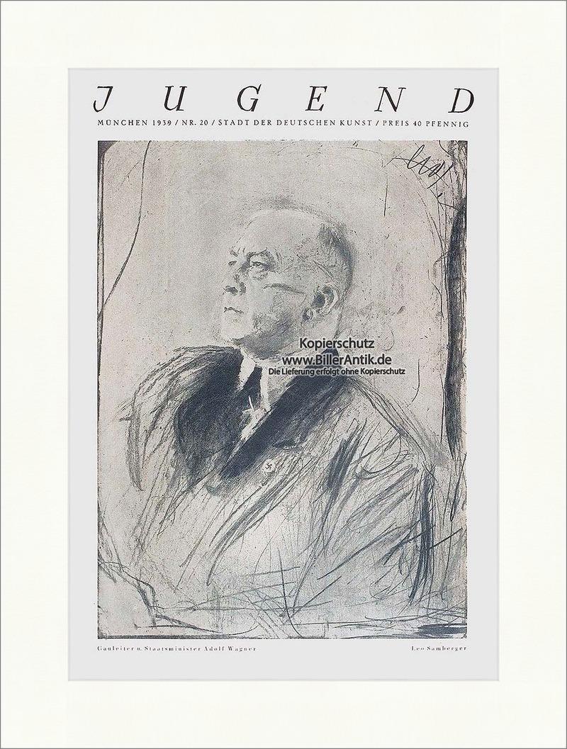 Titelseite-der-Nummer-20-von-1939-Leo-Samberger-Adolf-Wagner-Hirth-Jugend-5170