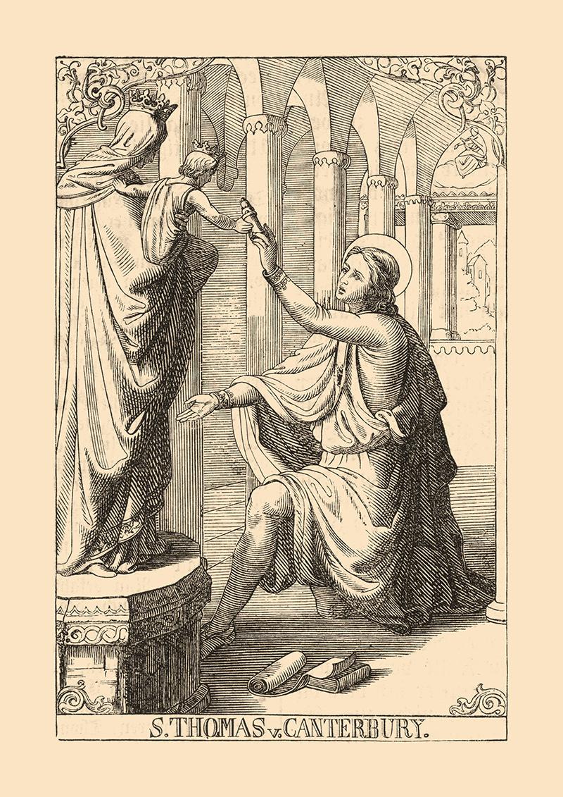 Der Heilige Thomas