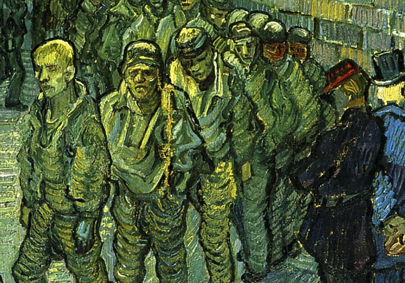 van Gogh - psychiatric hospital
