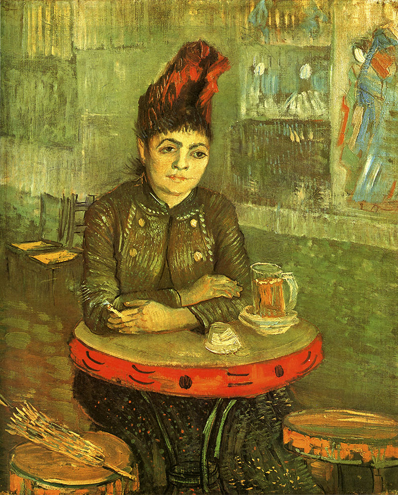 the early life of famous dutch artist vincent van gogh Famous paintings would continue until the last days of vincent's life when van gogh decided to become an artist vincent van gogh and his brother theo van.