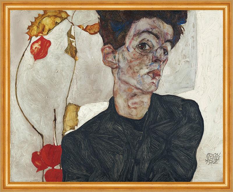 Maler Egon Schiele
