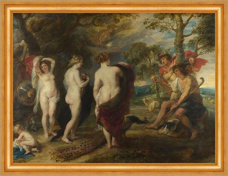 Rubens frauen nackte Nackte Alte