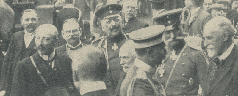 Kaiser Wilhelm auf dem Rennen in Hamburg Horn Graf Lehndorff F Original 01406