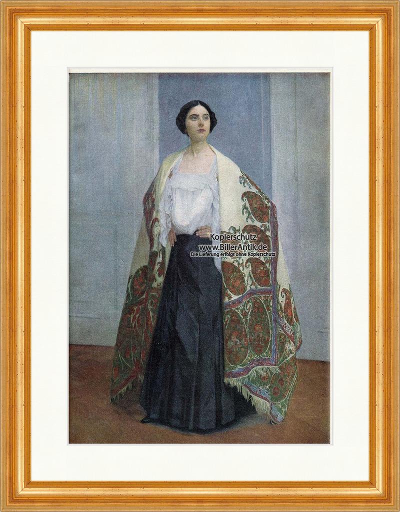 Antiquitäten & Kunst Bilder Titelseite Der Nummer 1 Von 1912 Paul Rieth Aviatikerin Georg Hirth Jugend 3832