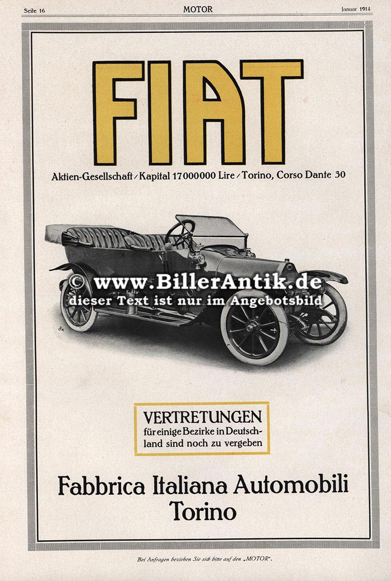 Fiat Aktien