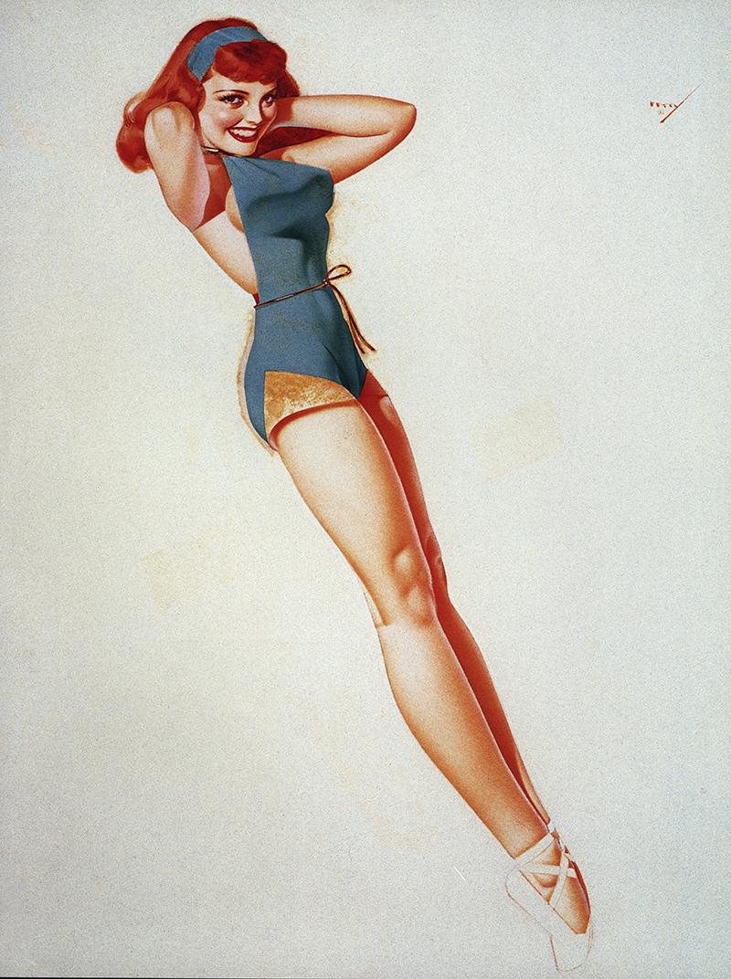 Die Ballerina Erotik