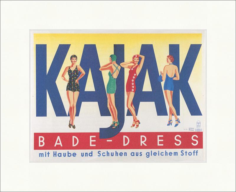KAJAK Bade Dress